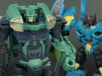 Transformers News: New Galleries: Transformers Prime: Robots In Disguise Deluxe Class Sergeant Kup and Rumble