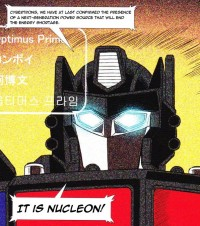 "Transformers Generations 2013 ""Metro Wars"" and ""Starscream's New Power"" Translated"