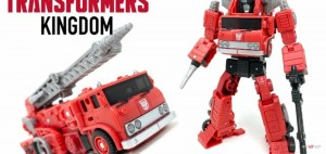 New Video Review of Transformers Kingdom Voyager Class Inferno