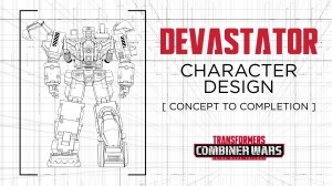 Transformers News: New Machinima Animation Design Video: Devastator