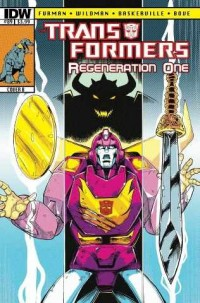 Transformers News: Transformers: Regeneration One #89 Q&A with Simon Furman