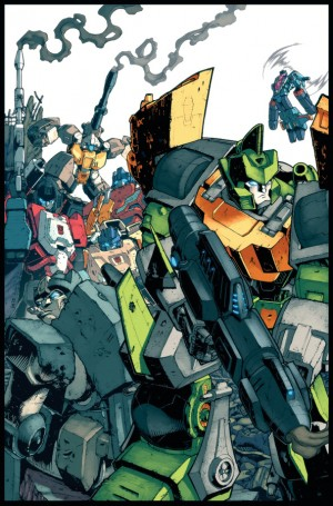 Transformers News: TFcon Chicago 2016 Update: Nick Roche