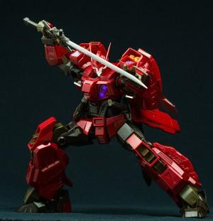 New Images of Flame Toys Shattered Glass Drift Furai Model Kit