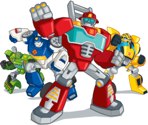 Transformers News: Transformers: Rescue Bots Season 4 added to US Netflix