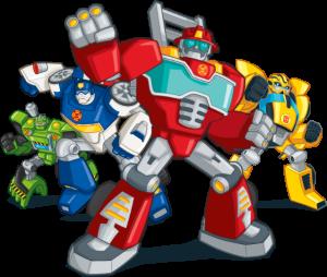 Transformers News: Transformers: Rescue Bots Season 4 added to US Netflix