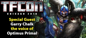TFcon Chicago 2016 Guest Update - Garry Chalk