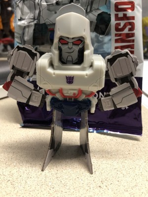 Wendy's has New Kids Meal Toys Featuring Transformers and Cardboard