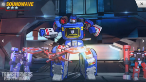 Transformers News: Transformers: Earth Wars Limited G1 Style Characters Promotion