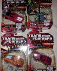 Transformers News: Transformers Generations GDO Deluxes Spotted at Retail