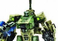 Power Core Combiners Heavytread with Groundspike reviewed!