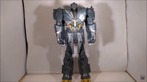 Video Review for Transformers: The Last Knight Titan Changer Megatron