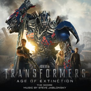 Transformers News: Steve Jablonsky Adresses Why Age of Extinction Score No Longer Available on iTunes