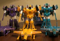 Transformers News: BotCon 2013 Exclusives Mini-Gallery (includes all 14 figures and the Kre-o Machine Wars set)