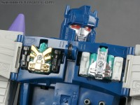 Transformers News: New Masterforce galleries: Godmaster Overlord with Giga and Mega