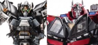 Transformers News: Movie Masterpiece Sentinel Prime and Ironhide To Be Released By Takara!