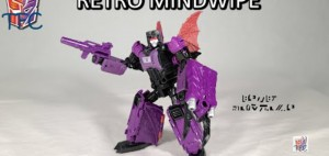 New Video Review of Walmart Exclusive Transformers Headmasters Mindwipe