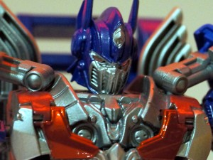 Transformers News: Hasbro Press Event Coverage: First Images of Transformers: Age of Extinction Leader Class Optimus Prime!