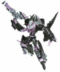 Transformers News: Official Images of Arm Microns AM-15 Darkness Megatron, AM-16 Jet Vehicon and More!