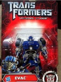 Universal Studios Hollywood Transformers: The Ride 3D Exclusive on eBay with In-Package Image
