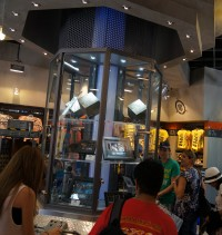 "Transformers News: Seibertron.com's tour of Transformers The Ride 3D at Universal Studios Hollywood - Part 2: ""Stores, Merchandise and Products"""
