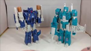 Video Review of Transformers: Titans Return Slugslinger and Caliburst