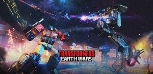 Transformers News: Transformers: Earth Wars - Party Crashers