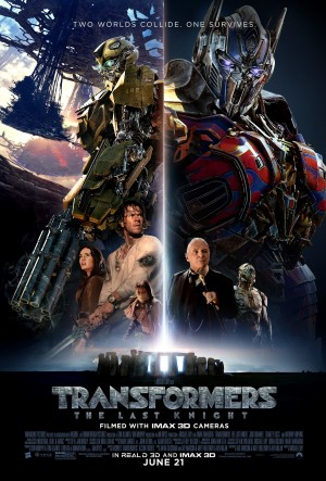 New Poster for Transformers: The Last Knight