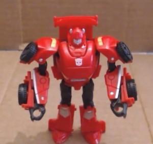 Video Review - Transformers Generations Legends Cliffjumper and Suppressor
