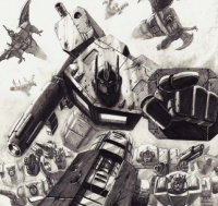 Thoughts About Transformers Ongoing Issue #26 - Issue Recap, Review, and Some Questions