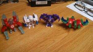 Transformers News: Transformers Robots in Disguise Minicon 4-Pack #2 Found at Retail, In-Hand Images and Review