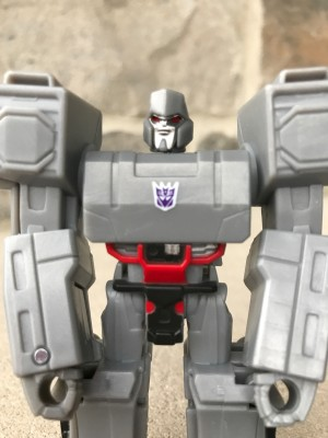 Pictorial Review for Transformers Cyberverse Scout Megatron