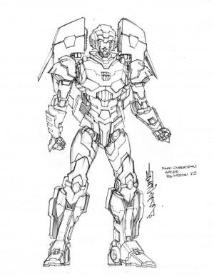 Transformers News: Transformers Dark Energon Arcee Character Model