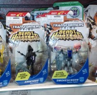 "Transformers Prime ""Beast Hunters"" Cyberverse Legion Wave 1 and New Bot Shots Sighted at Retail"