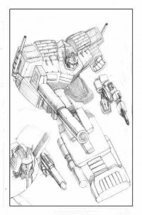 Artist Commentary: Transformers: Autocracy #11 Cover