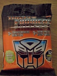 Transformers News: Variants of Transformers Universe: Mini-Con sweet figures