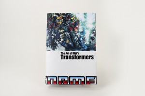 Transformers News: THE ART OF IDW'S TRANSFORMERS: CASEY COLLER EDITION
