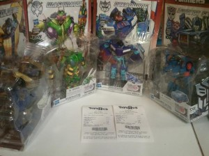 Transformers News: Generations 2014 Deluxe Wave 1 Hitting More Stores Across The U.S.