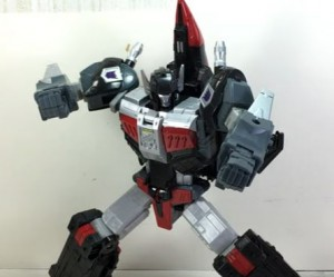 Transformers News: Video Reviews for Titans Return Kup, Brawn, Perceptor, Sky Shadow and Broadside
