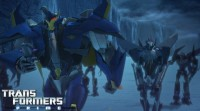 """Reminder: Transformers: Rescue Bots """"Return of the Dinobot"""" & Transformers Prime """"Triangulation"""" Today on the Hub"""