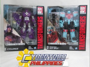 Combiner Wars Wave 3 Released In Manila (Philippines), With In Hand Images