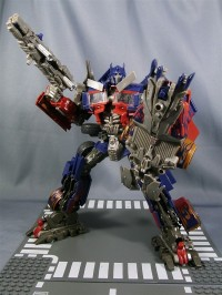 Transformers News: Additional Looks at Transformers DSM DA-28 Striker Optimus Prime