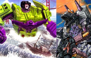 New details for Generations Devastator (and G1 reissues) from supplier