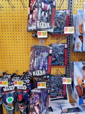 Transformers: War for Cybertron: Siege Wave 3 Deluxes Found at Wal-Marts Across the US