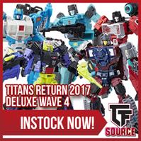 TFsource Weekend Update! FH Feilong, GB Green Shadow, Oraku-Saki, Titans Return, MMC & More!