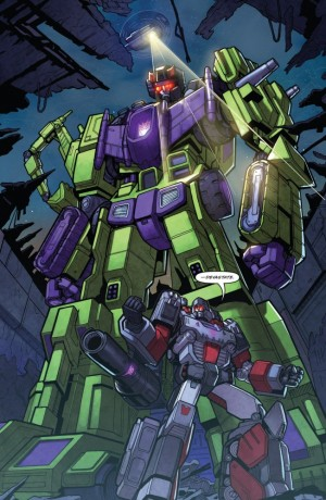 Transformers Generations Combiner Wars - Pack-In Comics Details and Further Information