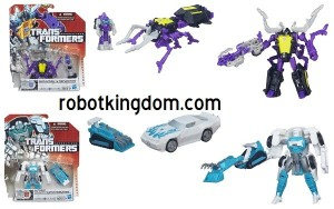 Transformers News: ROBOTKINGDOM.COM Newsletter #1284