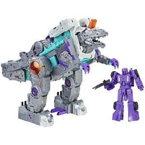 New Titans Return stock images of Trypticon and Wave 5