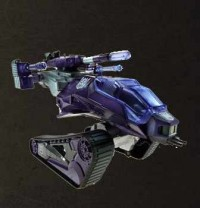 Transformers News: SDCC Exclusive Transformers / GI Joe Shockwave HISS Tank Crossover