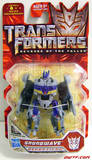 Transformers News: Video reviews of ROTF Legends Soundwave and Wheelie