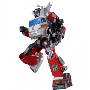 Transformers News: AJ's Toy Chest Newsletter - January 18 - MP Artfire, Megatron, Reissues, Legends Godbomber, Magna Convoy
